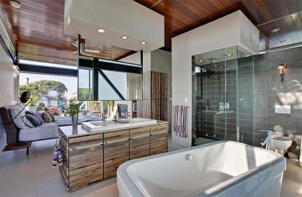 Awesome 20 Ideen Für Badspiegel In Modernen Badezimmern   Hwsc.us   Fotos Von  Badezimmern