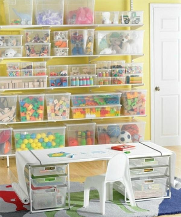 Wandregal Kinderzimmer Bücher