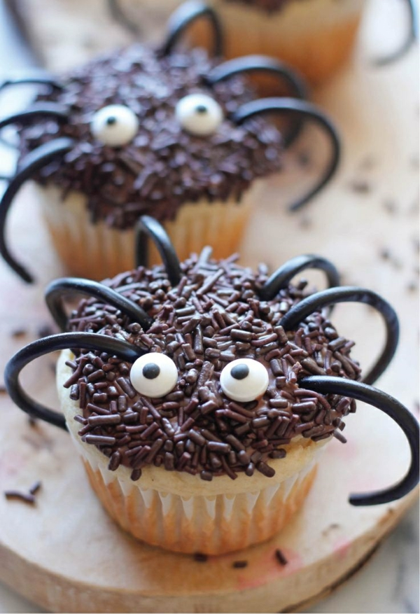 Halloween Rezepte Für Kinderparty Halloween Party Rezepte - Grusel-muffins Backen