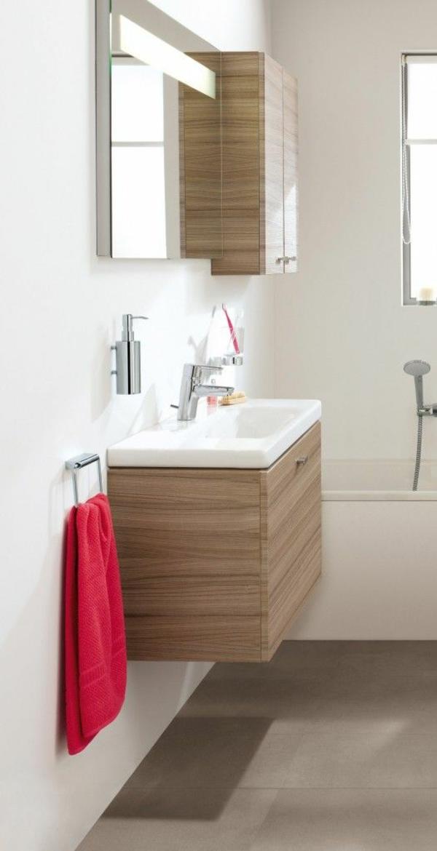 kleines bad ideen platzsparende badmbel und viele clevere lsungen bad offene dusche und - Kleines Bad Mit Dusche Und Badewanne