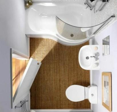 Kleines Bad Einrichten   Nehmen Sie Die Herausforderung An! #113   Badezimmer  8 Qm
