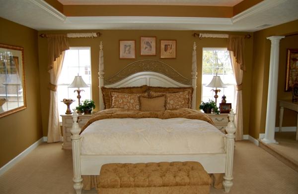 Schlafzimmer einrichten brauntöne  Schlafzimmer Gestalten Brauntne. ideen kleines schlafzimmer ...