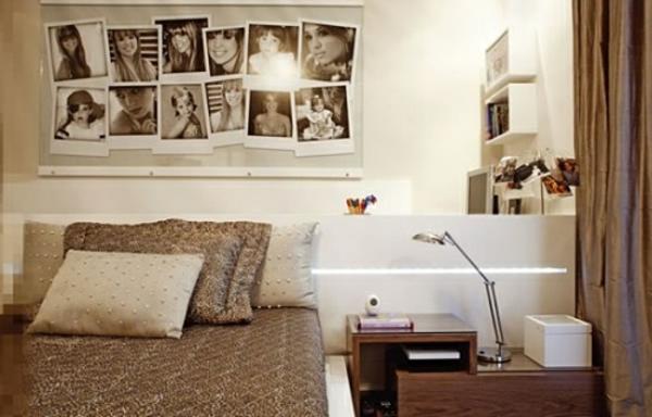 Nauhuri Schlafzimmer Modern Weiß Braun ~ Neuesten Design - schlafzimmer weis braun modern