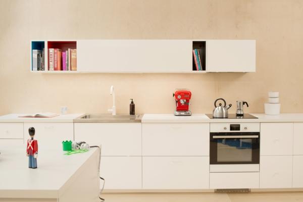 Ikea Hochglanz Küche Rot | Ikea Faktum Eck-abschlussregal ...