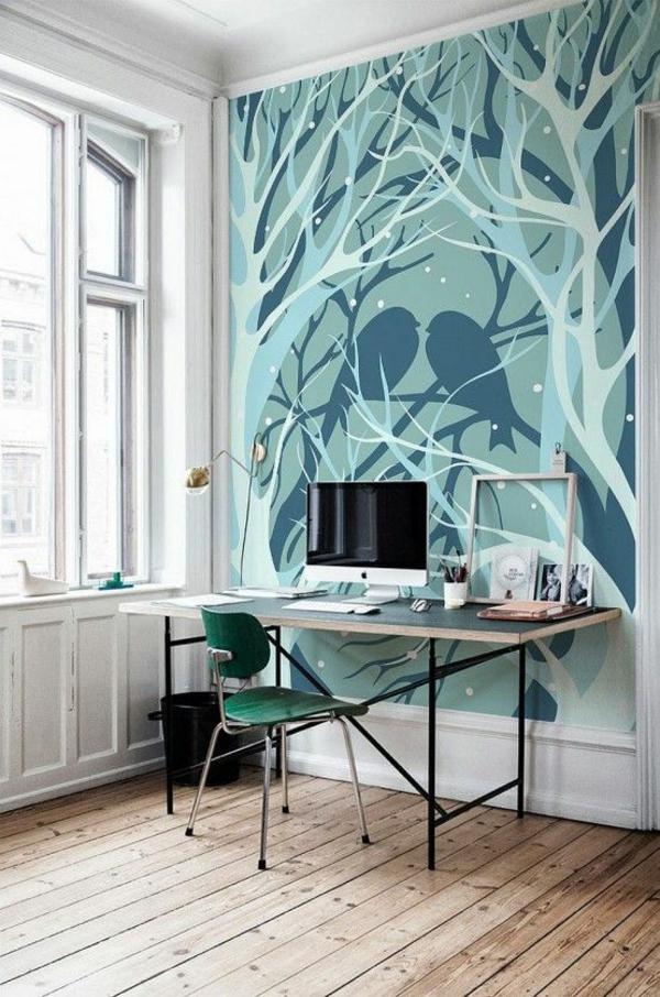 Richtig tapezieren - Designer Tapeten und Mustertapeten - tapeten tapezieren
