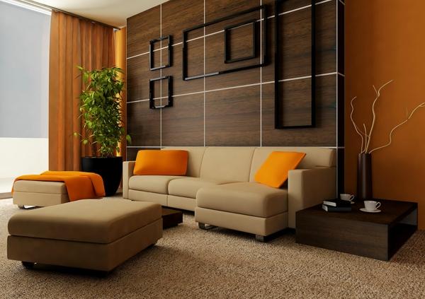 50 Tipps und Wohnideen für Wohnzimmer Farben - wohnzimmer farben fotos