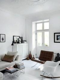 Skandinavische Mbel im Wohnzimmer - inspirierende ...