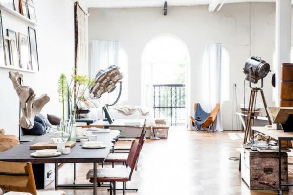 Schön Einblick In Sechs Bemerkenswerte Traumhäuser In Der Ganzen Welt   Esszimmer  Loft