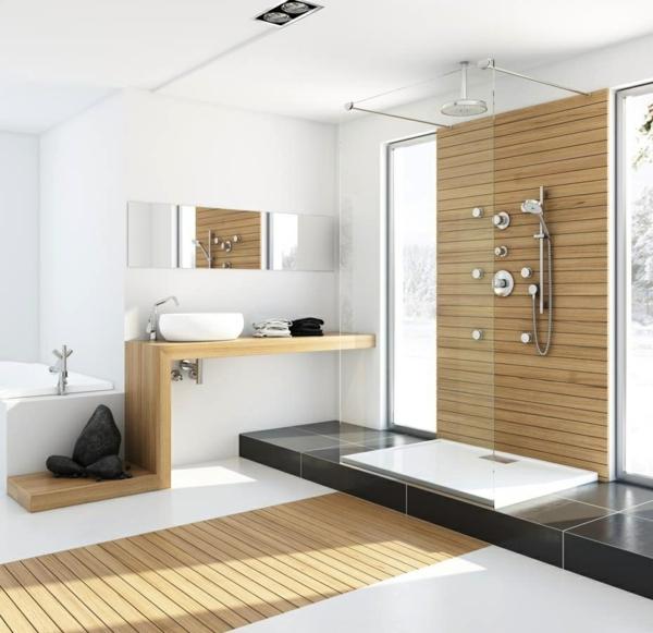 Inspirationen aus den Designer-Badezimmer 2015 - badezimmer leisten
