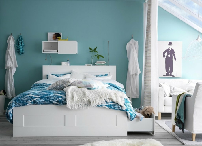 Feng Shui Farbe Schlafzimmer Feng Shui Farben Schlafzimmer - Wantednewhome