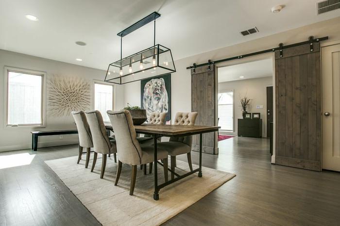 Rustikale Möbel im Esszimmer sind der letzte Schrei - mobel furs esszimmer essgruppe gestalten