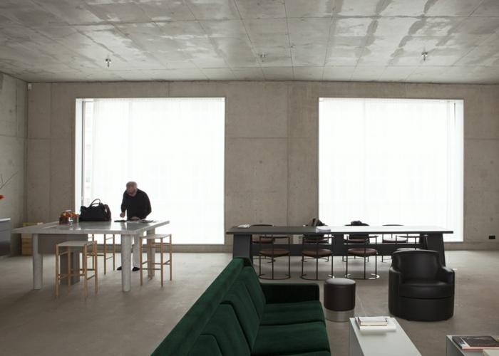 awesome futuristisches interieur loft wohnung pictures - ideas ...