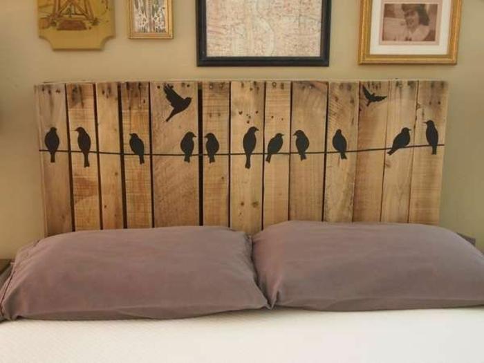 Möbel aus Paletten - holz mobel aus europaletten bauen