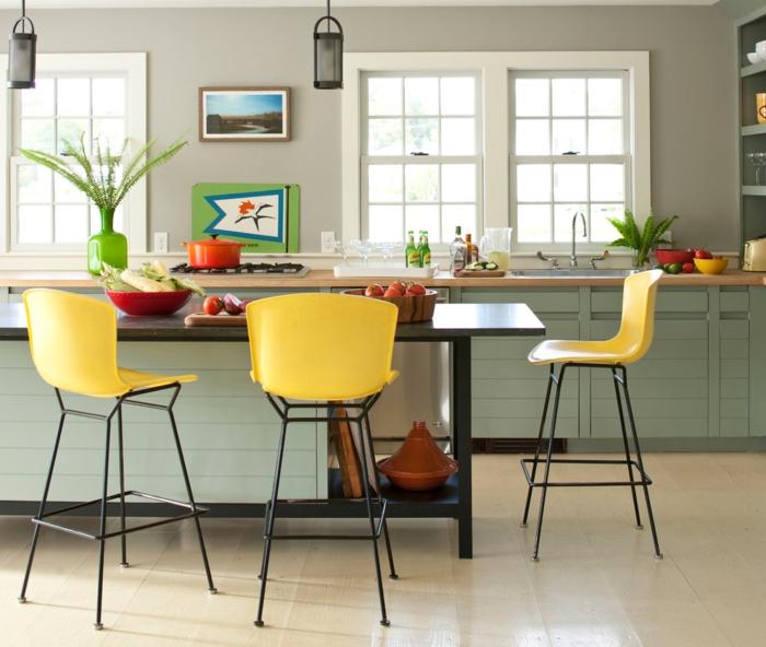 Beautiful Barhocker Für Die Küche Ideas - Ideas & Design ...