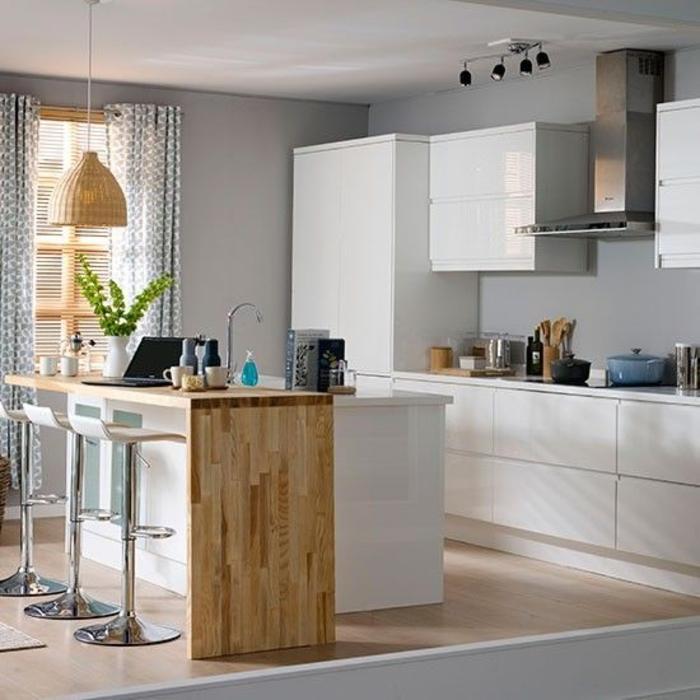 Küchengestaltung Ideen so gestalten Sie eine Küche mit Kochinsel - ideen kuche