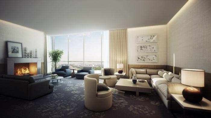Wohnzimmer Kamin Einrichten ~ Home Design Inspiration - groses wohnzimmer einrichten