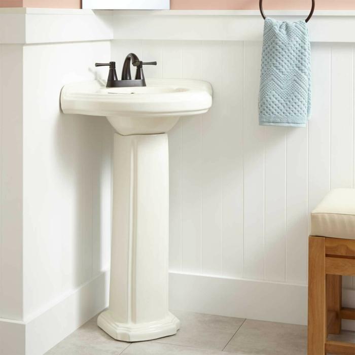 badezimmer weiß | webnside.com. badmöbel shop | wunschbad24.de ... - Eckschrank Badezimmer Weiß