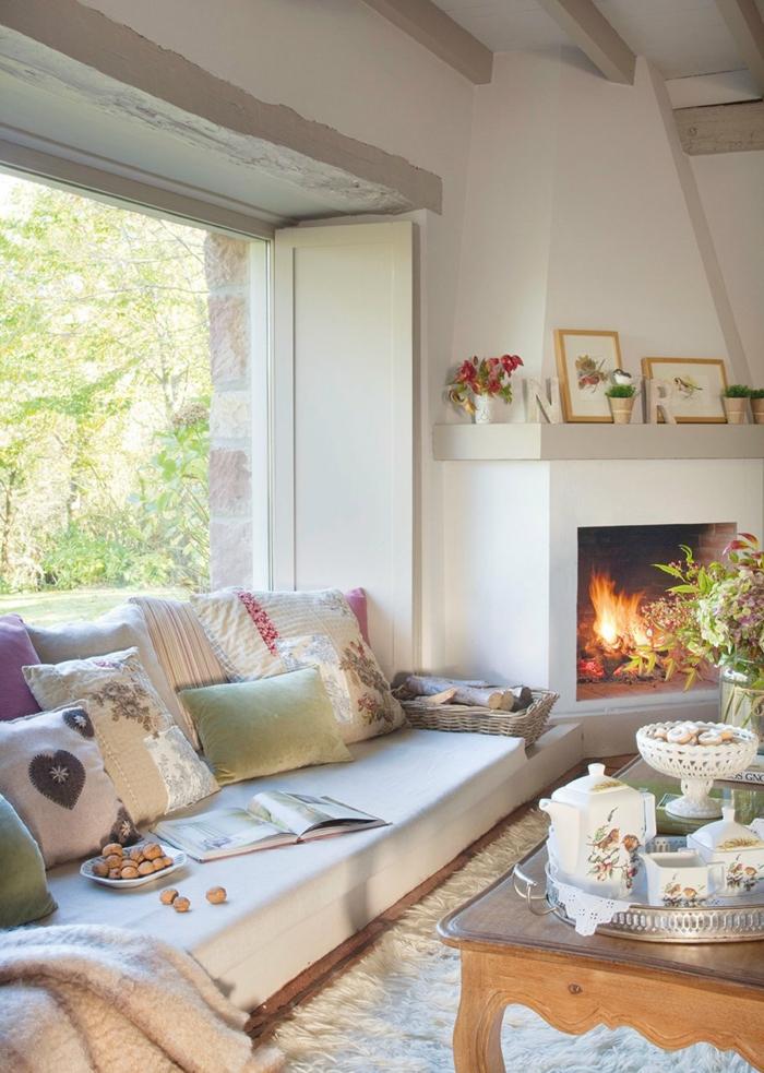 70 Zimmereinrichtung Ideen für den Winter - Was macht das Zuhause - einrichtung winterlich