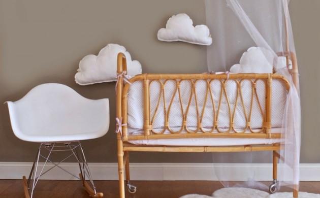 schlafzimmer einrichten mit babybett | designde.paasprovider.com