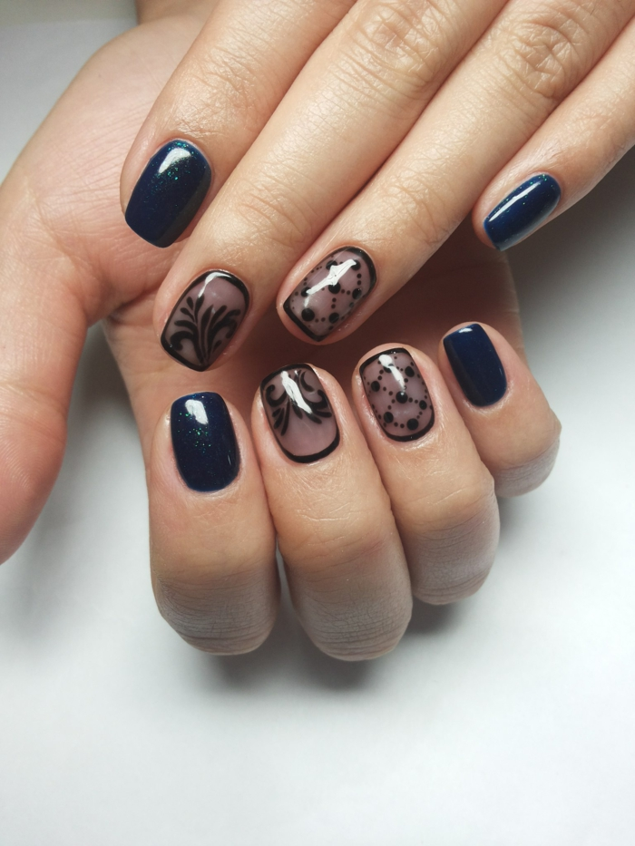 French Nägel 2016 Nageldesign Ideen Nach Den Aktuellsten Herbst/winter