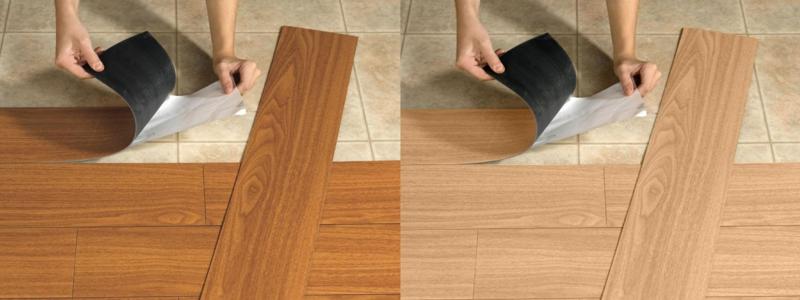Vinyl oder Laminat? - Welchen Bodenbelag sollte ich lieber auswählen? - vinyl laminat verlegen
