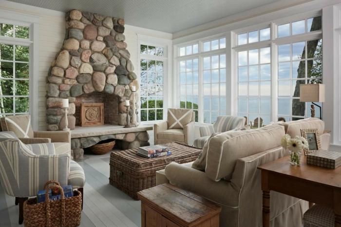 Wohnzimmermbel Landhausstil Weiss Best Wohnzimmermbel Landhausstil - landhausstil rustikal wohnzimmer