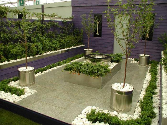 110 Garten gestalten Ideen in City-Style , wie Sie den - garten gestalten bilder