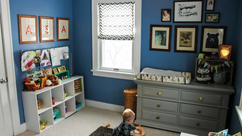 Kinderbett Junge   Kinderzimmer 8 Jährige