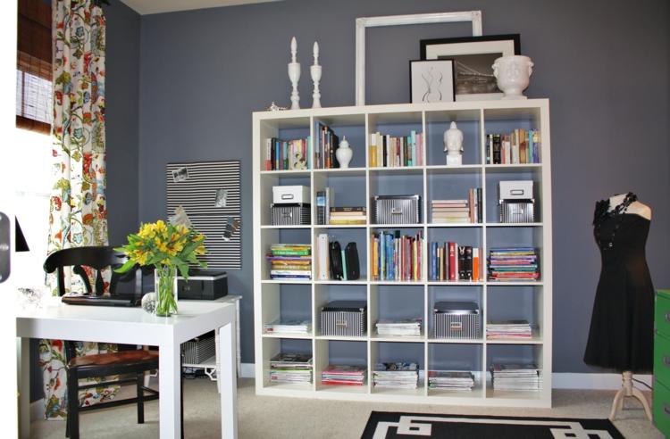 Ikea Regale Einrichtungsideen Fur Mehr Stauraum Zu Hause