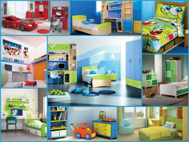 Kinderzimmer Junge 50 Kinderzimmergestaltung Ideen für Jungs - kinderzimmer gestalten junge