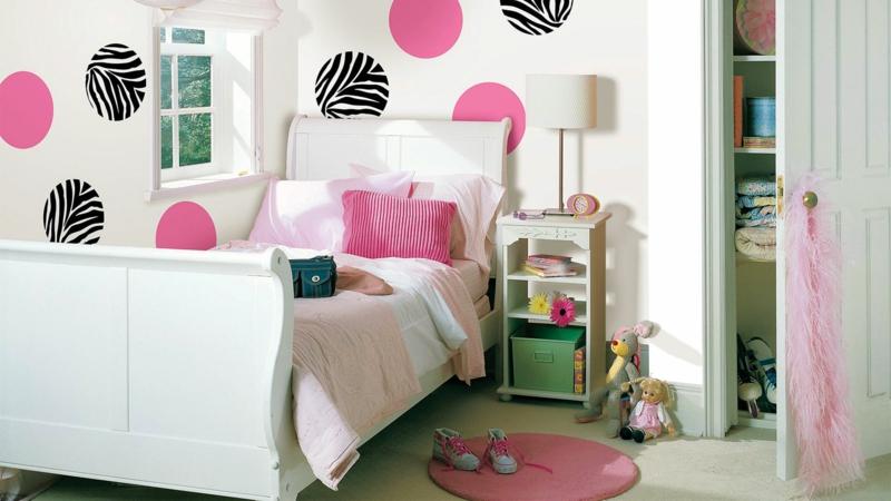 Kinderzimmer Mädchen 60 Einrichtungsideen für Mädchenzimmer - kinderzimmer gestalten madchen