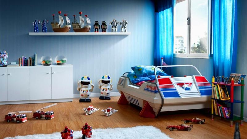 Hochbett Gestalten   Kinderzimmer Junge: 50 ...