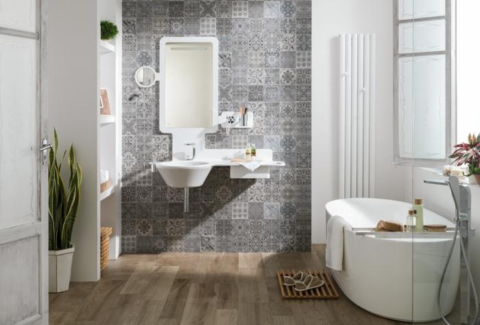 Badfliesen und Badideen - 70 coole Ideen, welche in kleinen - badideen fur kleine bader