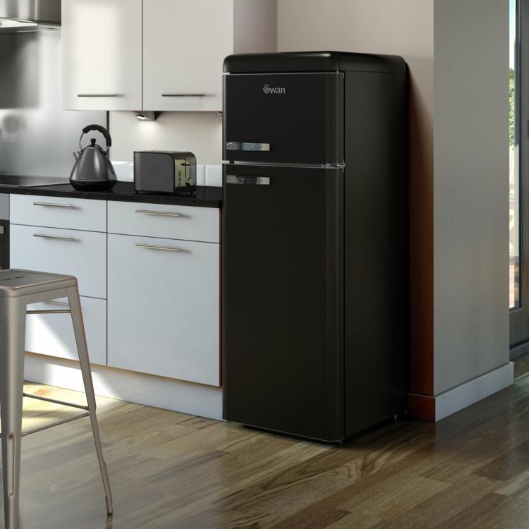 Side By Side Kühlschrank In Küche Integrieren | Versenkbare ...