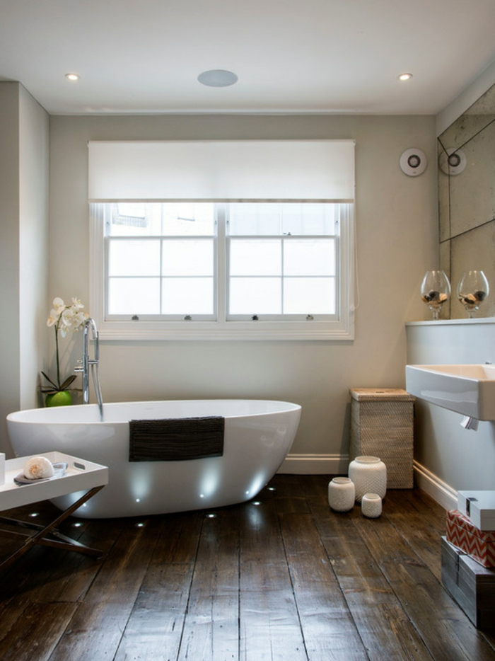 Bodenbelag Bad - Welche Möglichkeiten stehen Ihnen zur Verfügung? - badezimmer bodenbelag