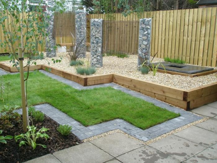 80 Gartengestaltung Vorschläge - Einfach, aber erfolgreich den - gartengestaltung vorschlage