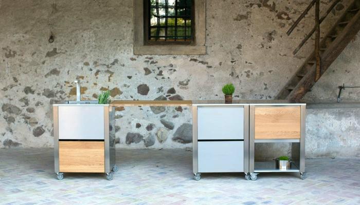 outdoor-küchen-jokodomus-serie-auxilium-küchenmodule-holz - küche aus holz