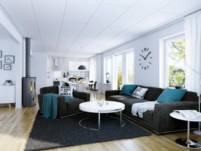 Wohnzimmer Modern Einrichten 59 Beispiele Fur Modernes