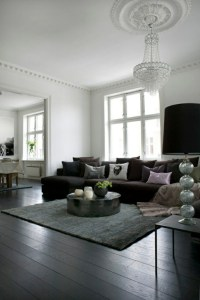 Wohnzimmer modern einrichten - 59 Beispiele fr modernes ...