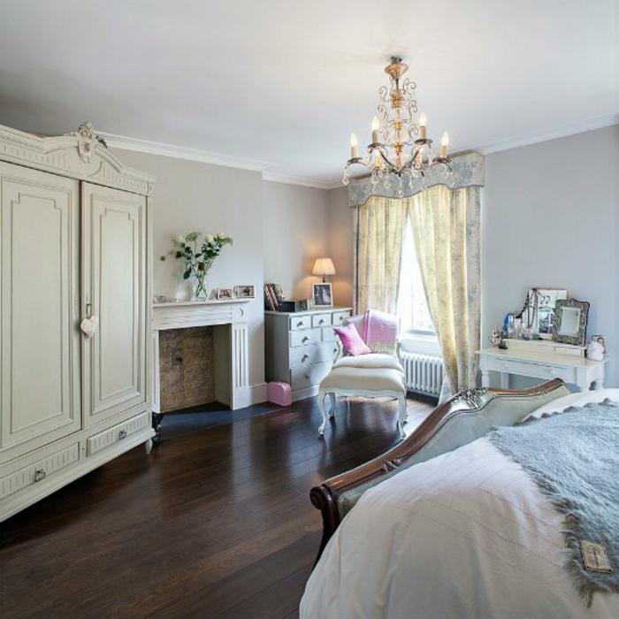 attraktive nachttische moderne schlafzimmer möbelideen ... - Moderner Alpenlook Schlafzimmer Ideen