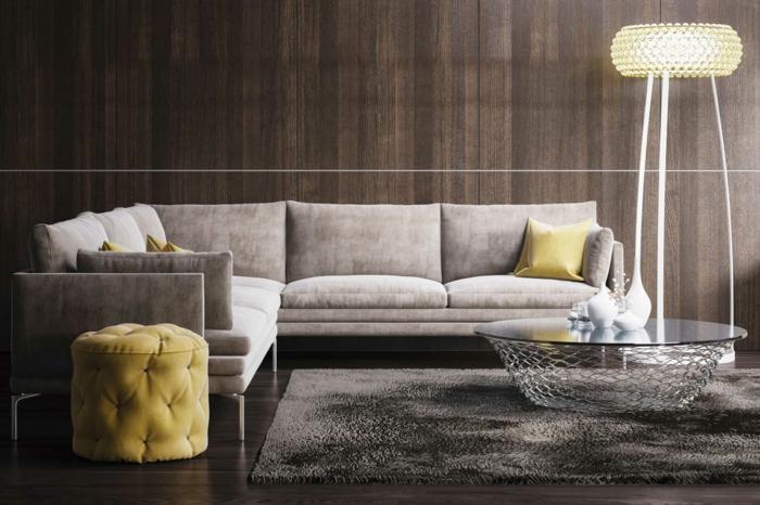 Designer Einrichtung Kleinen Wohnung. Wohnraum Einrichten Design