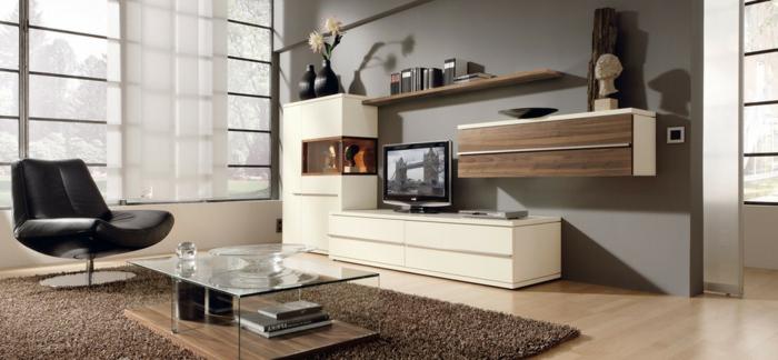 wohnzimmer einrichten landhausstil modern - design more info