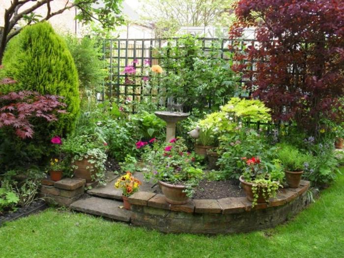 Gartengestaltung Tipps, wie Sie Licht und Schatten im Garten verteilen - gartengestaltung tipps