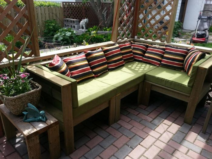 Gartenmoblierung Minnovativem Design, Inspirierende Patio Ideen   Gartenmoblierung  Minnovativem Design