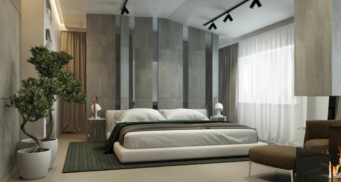 Chestha Grau Idee Schlafzimmer - schlafzimmer ideen katalog
