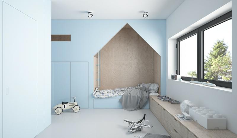 Chestha Wandfarbe Babyzimmer Idee - kinderzimmer gestalten wand