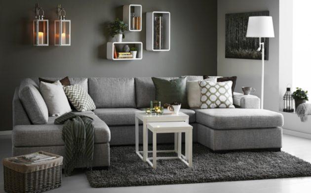 ▷ 1000 Ideen für Wohnzimmer einrichten - Wohnlandschaft - Möbel - gestaltungsideen wohnzimmer