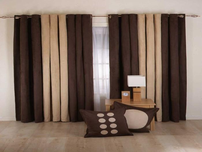 Best Wohnzimmer Gestalten Braun Beige Photos - House Design Ideas - wohnzimmer in braun