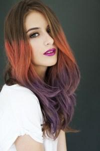Haarpflege Tipps: die Haare selbst stylen