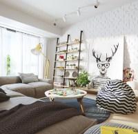 Skandinavisch wohnen - inspirierende Einrichtungsideen